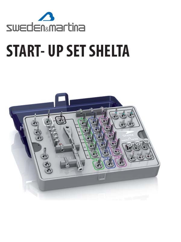 Start-up set SHELTA